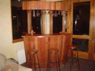 Carpinter a taylor mar de aj partido de la costa for Bar de madera chile